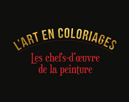 L'art en coloriage
